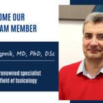 Uznany w świecie toksykolog członkiem QSAR Lab