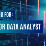 Młodszy analityk danych poszukiwany!